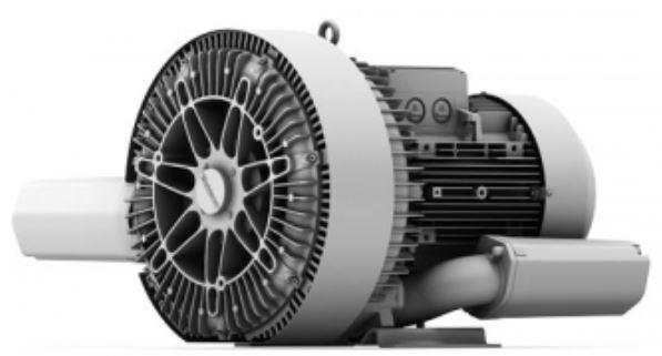 Elektror Side Channel Blower