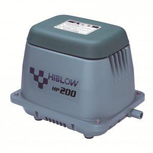 Hiblow HP200 linear diaphrgm air pump
