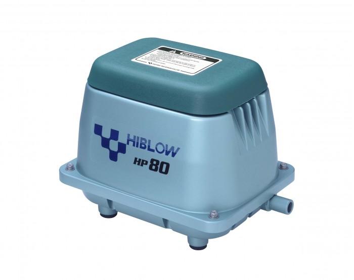 Hiblow Hp80 Oververde